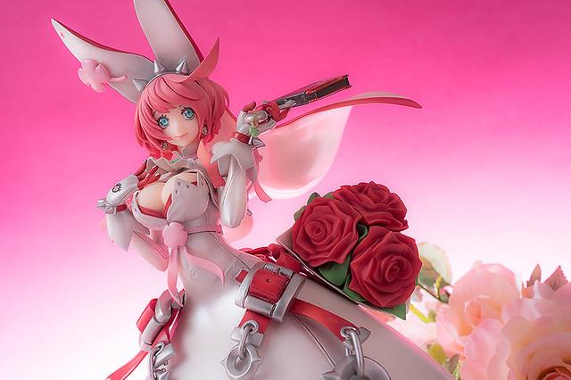 我要射擊你的心!《聖騎士之戰 Xrd -SIGN-》Elphelt Valentine エルフェルト=ヴァレンタイン 1/7 FIGURE