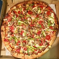pizza from Supreme Pizza