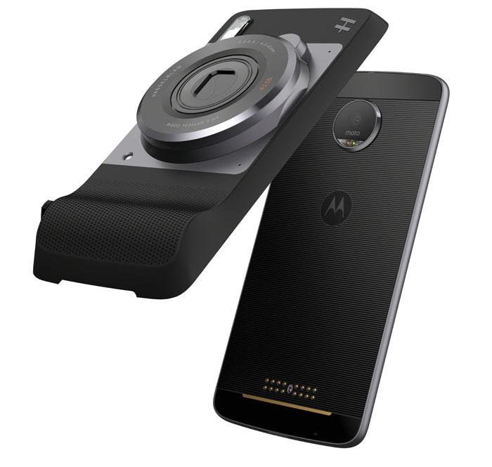 Moto Mods - Hasselblad True Zoom Camera