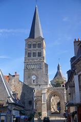 2016-10-24 10-30 Burgund 624 La-Charité-sur-Loire, Notre-Dame de La Charité