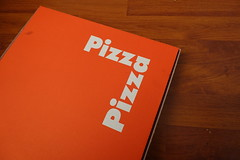 Box @ Speck Pizza @ Marco Polo @ Paris