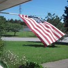 Flying Old Glory on Flag Day as I do everyday