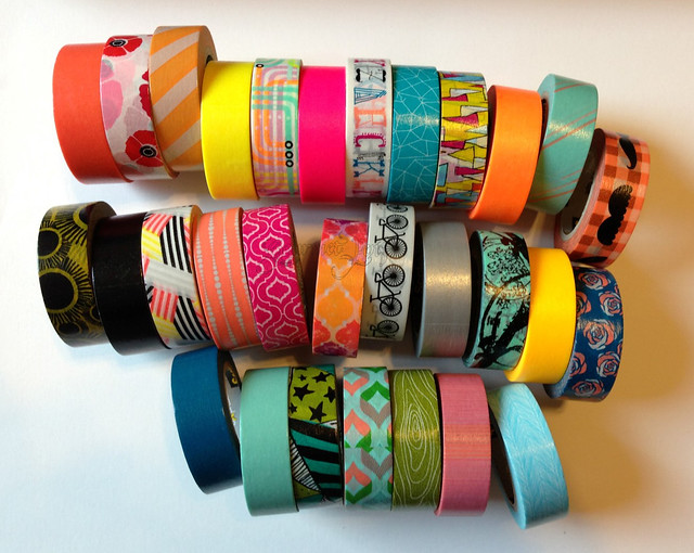 Scotch Washi Tape from Costco