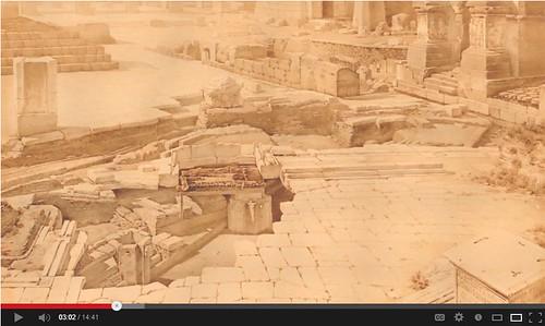 ROMA ARCHEOLOGIA e BENI CULTURALI e IL FORO ROMANO: Tecnología y arqueología. Cloaca Maxima. Foro Romano, Roma.[Video in lingua spagnola con sottotitoli in italiano]. SSBAR (24/05/2013). VIDEO: 14:41.