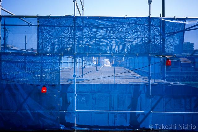 中の橋改修工事 /  Renovation work, Nakanohashi bridge