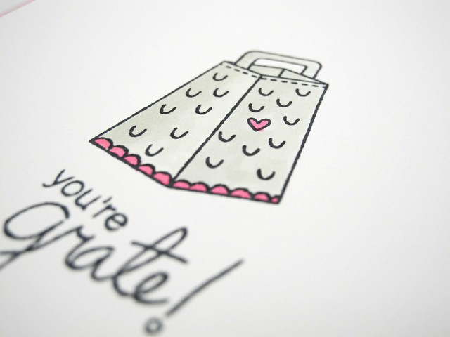 You're Grate (detail)