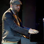 Jason Moran & The Bandwagon at Musicians Institute, Tuesday, May 7, 2013. Photos reproduced by Bob Barry's kind permission.