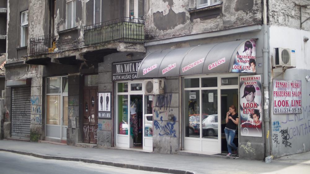 chat, Belgrade
