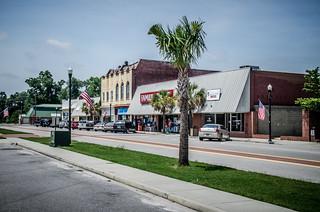 Downtown North, South Carolina