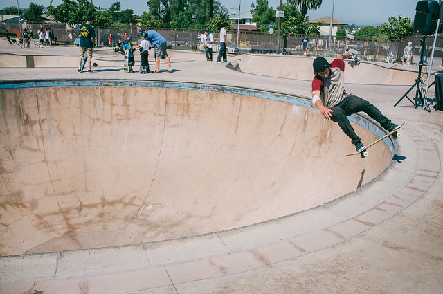 Blood Wizard @ Memorial Skate Park