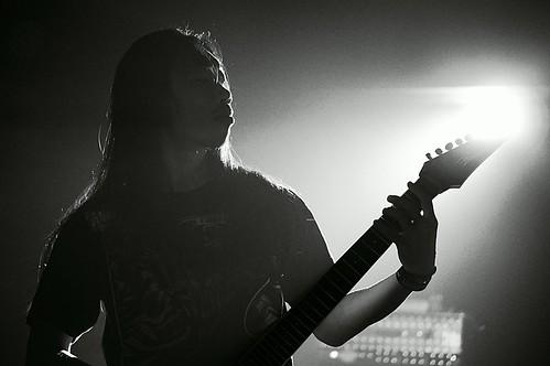 Guitarist by hin yiu