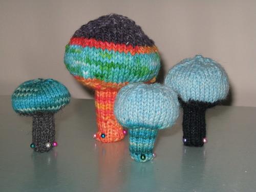 Wee Mushrooms 1