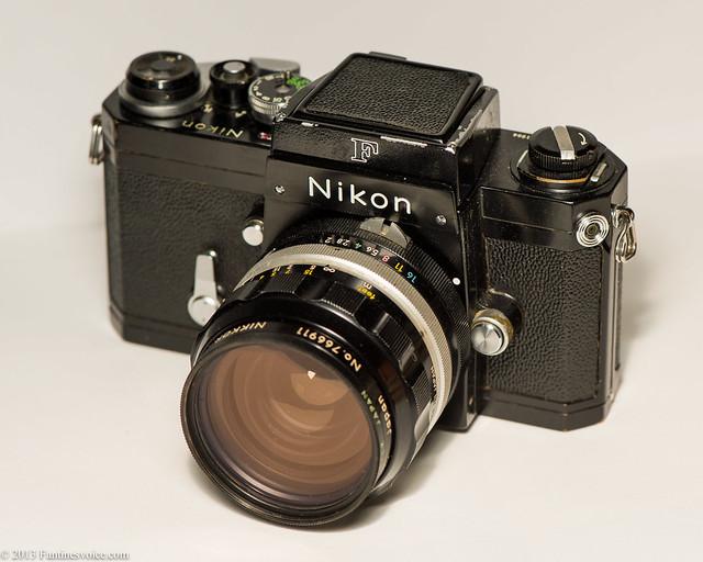 Nikon F Waistlevel Finder 07.011.13-3