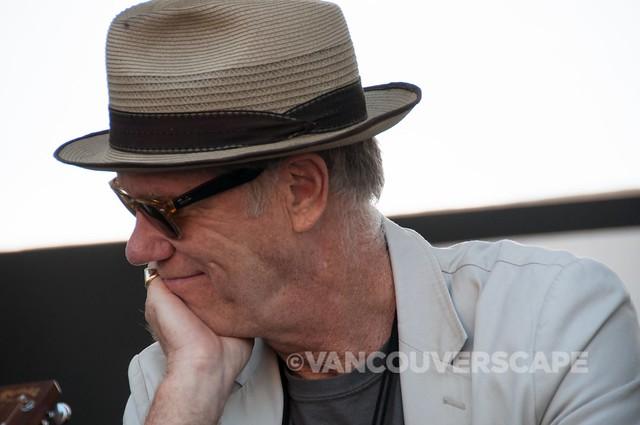 2013 Vancouver Folk Music Festival/Loudon Wainwright III