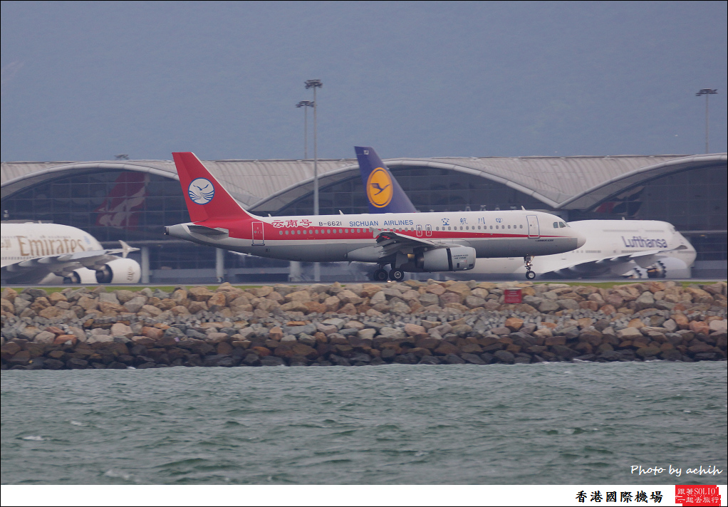 Sichuan Airlines B-6621