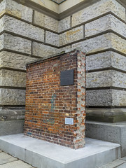 stone wall, wall, architecture, facade, brick, brickwork,