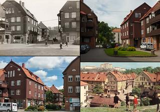 Gothenburg, Bagaregården 1950 / 2013