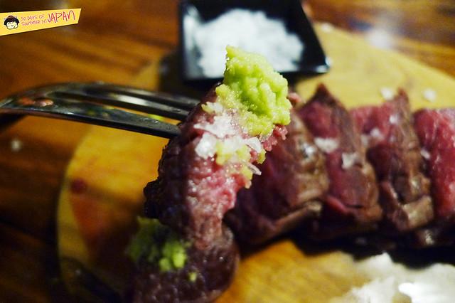 kitchen tachikichi - Akahgi beef from Yamagata - Rump - Aged more than 80 days
