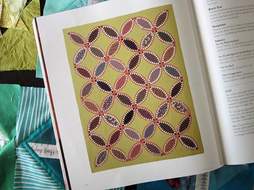 Denyse Schmidt's Tobacco Leaf quilt