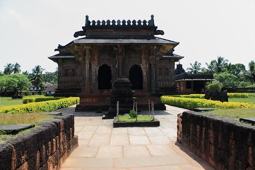 Ikkeri Aghoreshwara temple