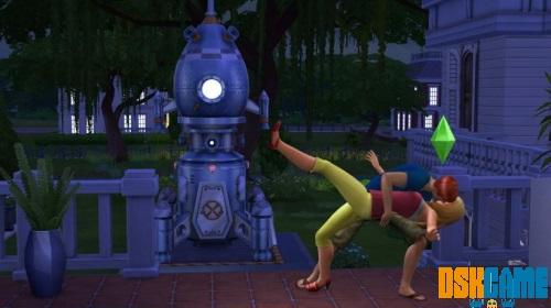 Los Sims 4-5
