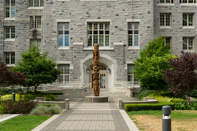 Theology Building UBC