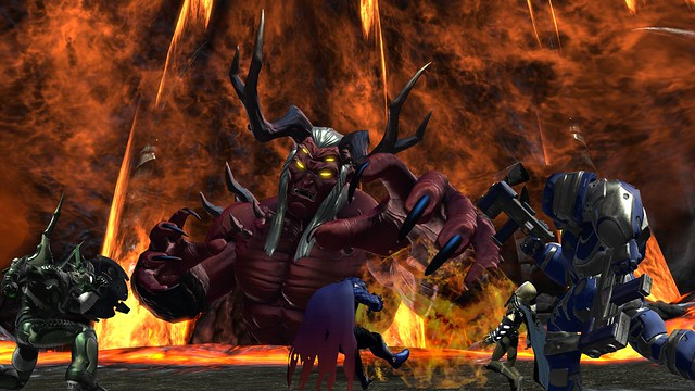 DCUO Trigon Screens , 07