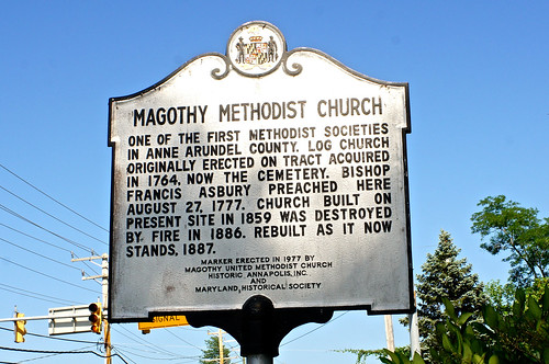 Magothy Methodist Church