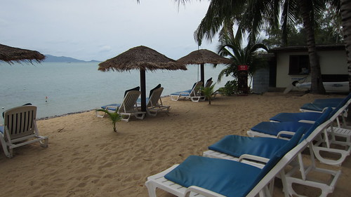 Koh Samui Paradise Beach Resort- Beach (2)