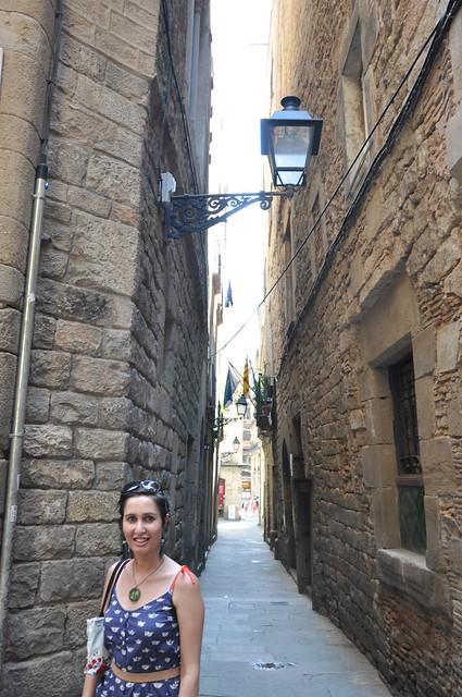 Barcelona Jewish Quarter