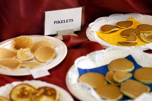 Perth Royal Show 2013 - Pikelets