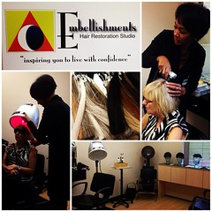 Client: Embellishments Hair Restoration Studio Launch Party. #hair #hairreplacement #hairloss #haircare #hairextensions #lasertherapy #weave #haircolor #hairstyle #hairstylist #projectsocialize www.ProjectSocialize.com #cincinnati