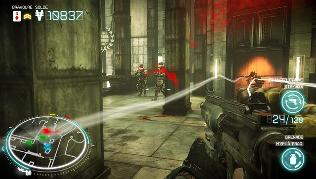 Killzone Mercenary - Screenshot 1