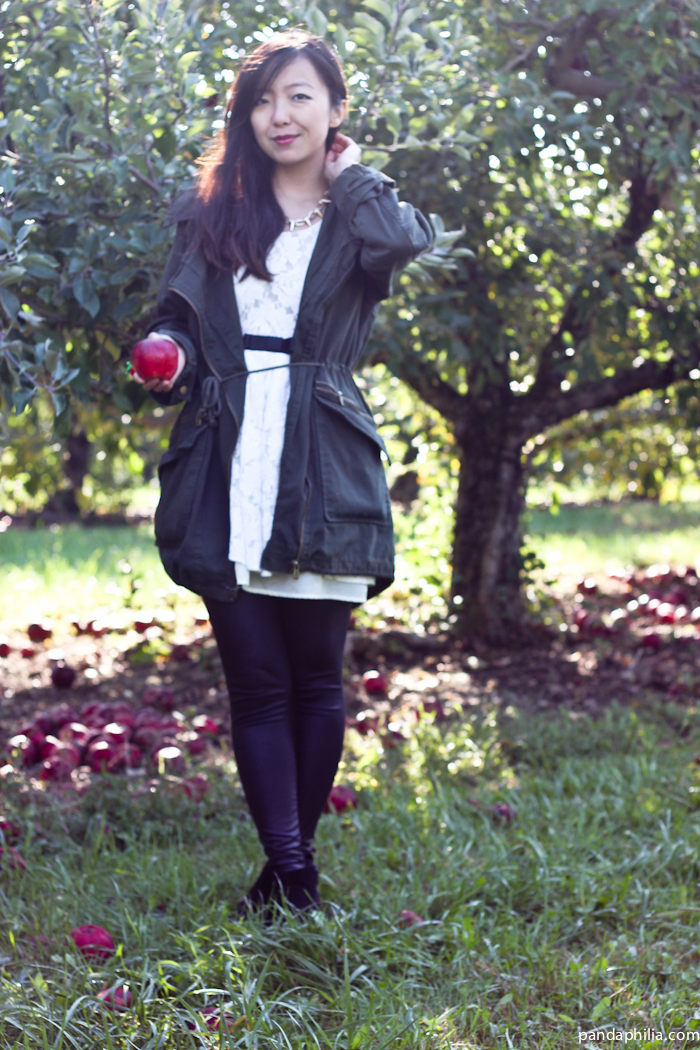 what to wear to apple picking