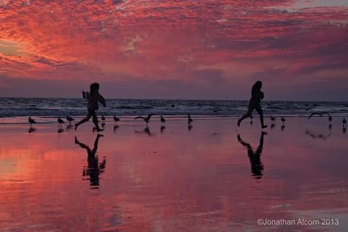 Jonathan Alcorn: Venice Beach Run