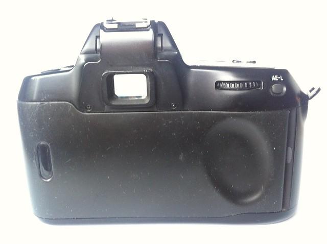Nikon F70 F 70 35mm AF Film SLR Camera+Strap+Cap - eBay - 웹