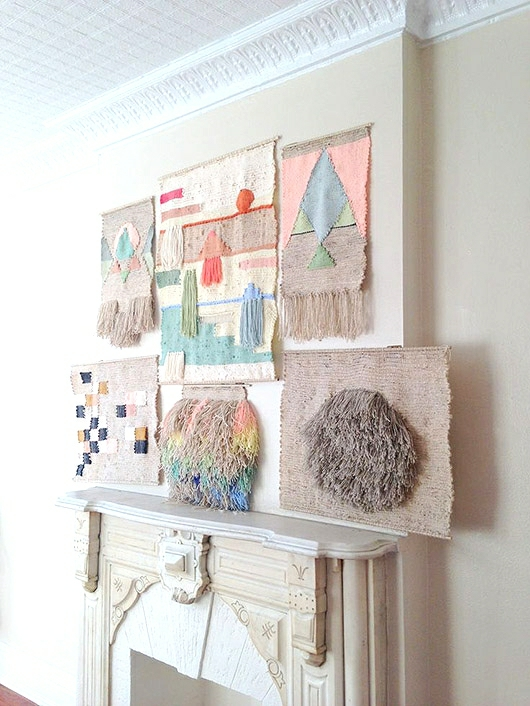 Micro Trend: Let's Talk About Woven Wall Hangings