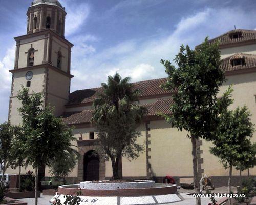 Almería - Alcolea - Iglesia de San Sebastián 36 58' 27 -2 57' 39