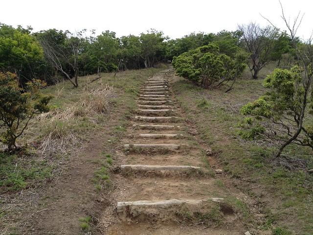 養老山 小倉山へ