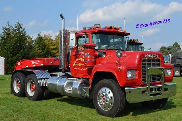 R Model Mack Show Truck : Mack r model flickr photo sharing
