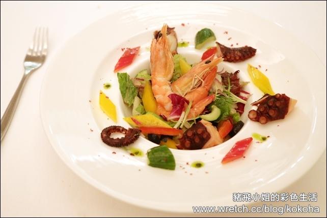 台中‧夏蒙法國料理 (8)