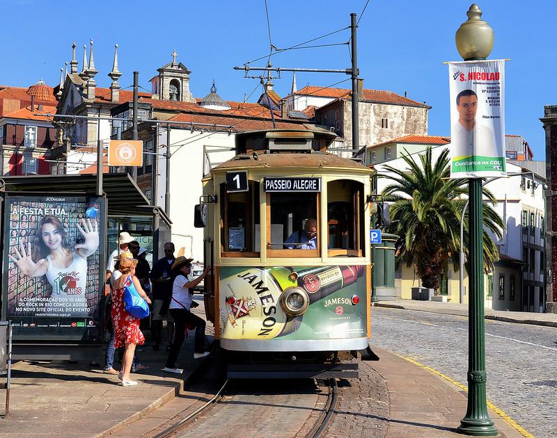 Tram 1 - Porto
