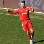 Cristiano Ronaldo: Ronaldo vs Rayo Vallecano 2011-12