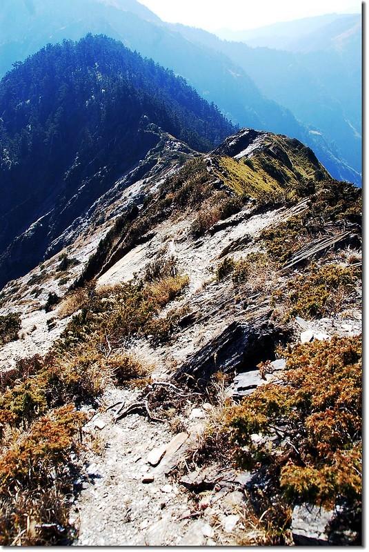 干卓萬斷崖(西北向東南望) 5