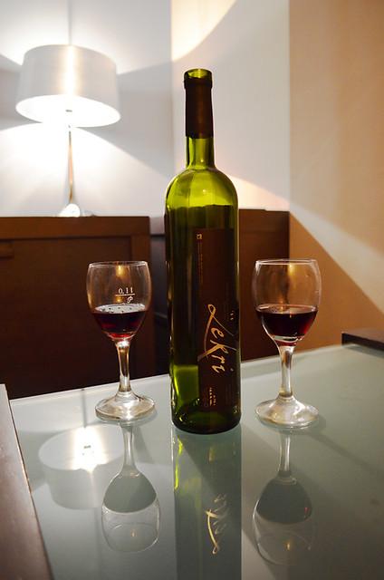Plavac Mali, Skar, Lekri Winery, Lapad, Dubrovnik, Croatia