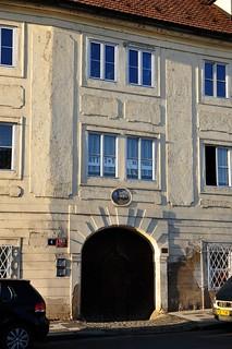 čp. 150/III, Valdštejnská 4, Praha, Malá Strana