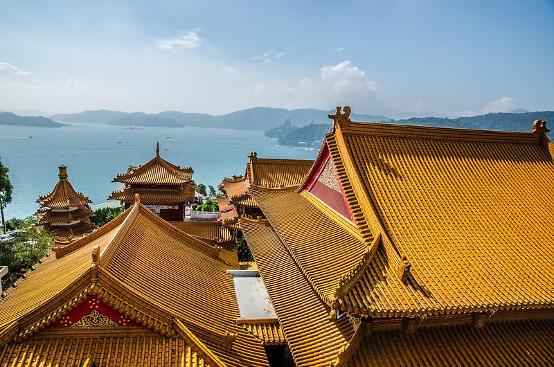 Wen Wu Temple, Taiwan