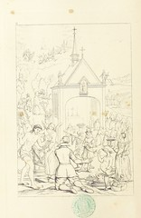 """British Library digitised image from page 54 of """"The Baptistery ... By the author of 'The Cathedral' [i.e. Isaac Williams] . Third edition"""""""