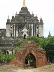 That Bin Nyu Temple ( Tallest one )