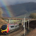 Rainbow Pendolino by sja320